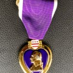 THE PURPLE HEART
